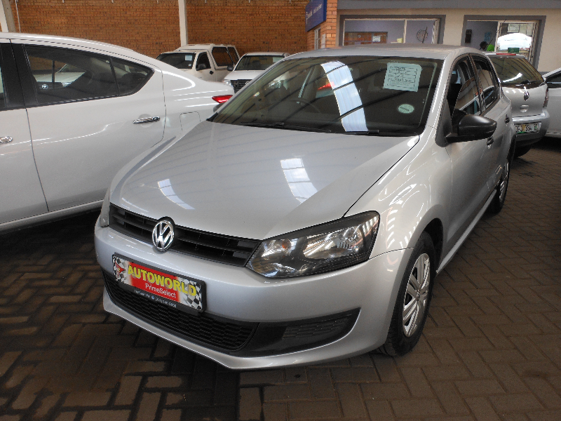 2013 Volkswagen Polo  1.4 Trendline for sale - 183